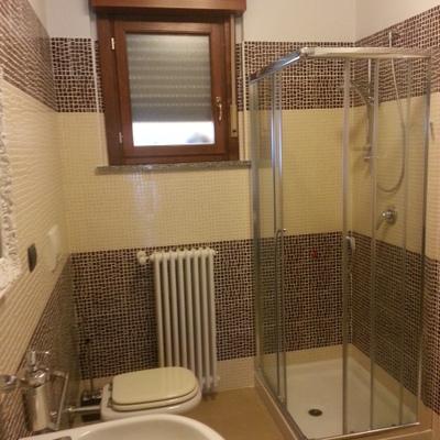 Progetto ristrutturazione bagno a Bergamo (BG)