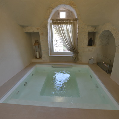 DolcefarNiente - Trulli Fichimori - Private SPA