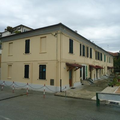 Progetto risanamento conservativo edificio  a Macerata (MC)