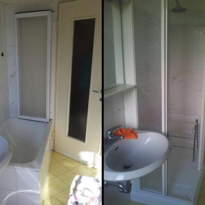 Trasformazione vasca in doccia con il nostro esclusivo sistema Easydoccia