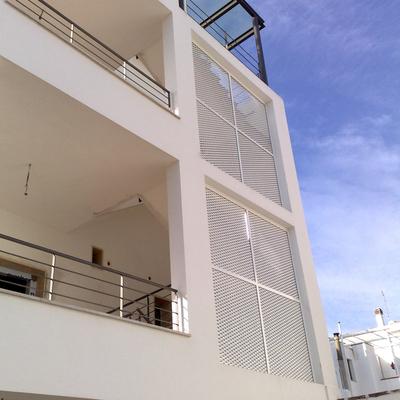 Preventivo dipingere esterno edificio condominio online - Costo cappotto esterno condominio ...