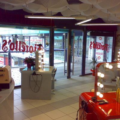 Adeguamento negozio parrucchieri a norme sanitarie ed edili