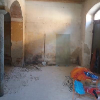 restrutturazione completa vechia salumeria