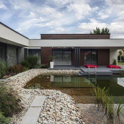Idee e foto di giardini moderni per ispirarti habitissimo for Foto giardini moderni