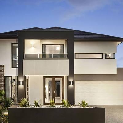 Villa singola signorile disposta su due livelli composta da ampia zona ...