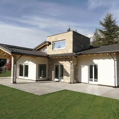 Villa a Castione della Presolana (BG) - Progetto: Geom. Sangiovanni