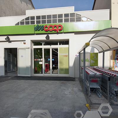 Supermercato COOP - Lido di Camaiore