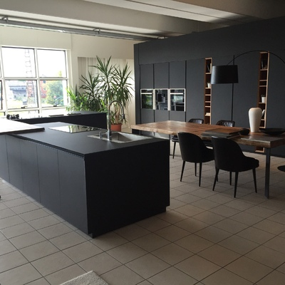 Idee e foto di isole per cucine nere per ispirarti habitissimo - Fabbriche di mobili in veneto ...