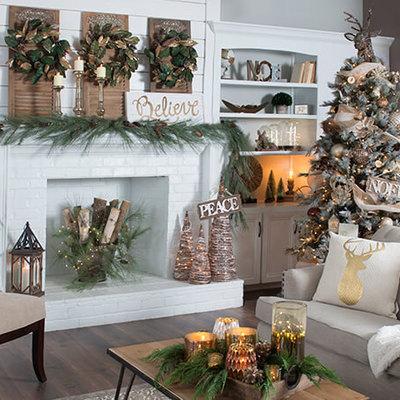 Come arredare casa per il Natale 2017: le decorazioni natalizie più particolari