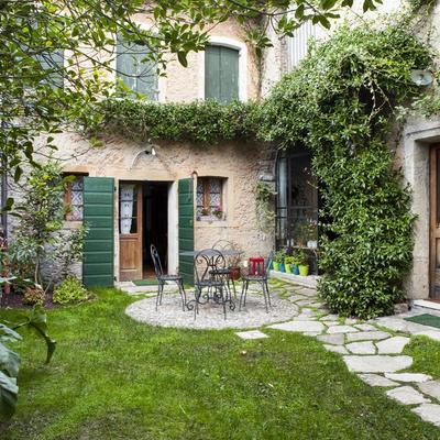 L'Italia dei bed & breakfast con giardino segreto