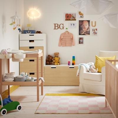 """""""Fila in camera!"""" Il design della cameretta dalla culla alla scrivania"""