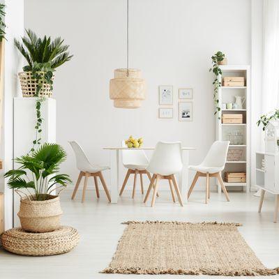 7 idee per decorare la tua piccola sala da pranzo