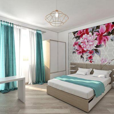 9 Idee per guadagnare spazio nella camera da letto