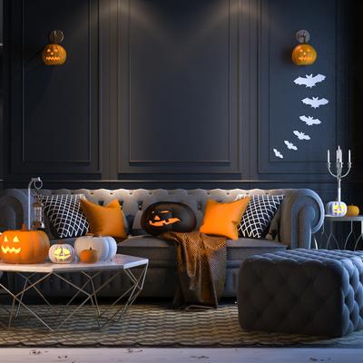 Spaventosamente bella: Halloween bussa a casa tua