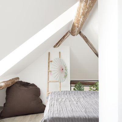 Come integrare le travi a vista nella decorazione di casa tua