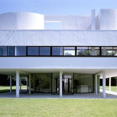 Cosa abbiamo imparato da Le Corbusier: la Villa Savoye