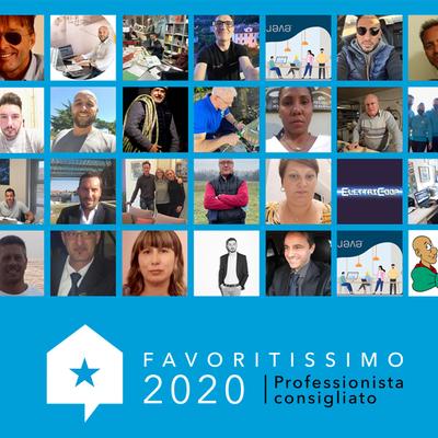 Ecco i vincitori di Favoritissimo 2020!!