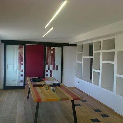 Progettazione e Ristrutturazione trilocale Casa Roma