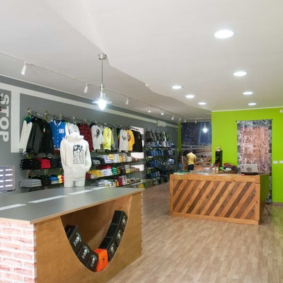 Progetto Flash Clothing Store