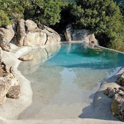 """La magia delle piscine """"green"""""""