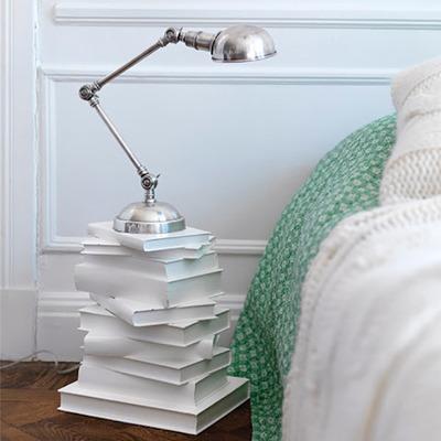 """Decorare casa con """"vecchi libri"""". Idee e consigli"""
