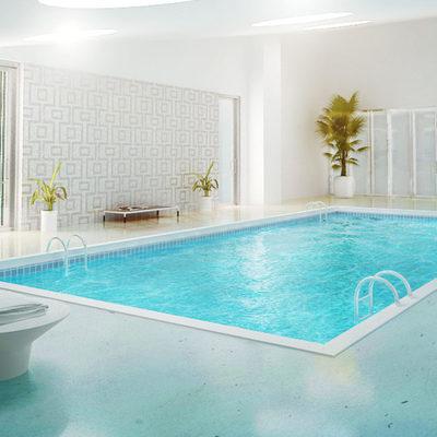 Le dimensioni minime di una piscina per il nuoto controcorrente
