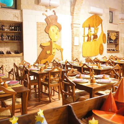 Tutti a tavola! I 6 migliori ristoranti italiani a misura di bimbo