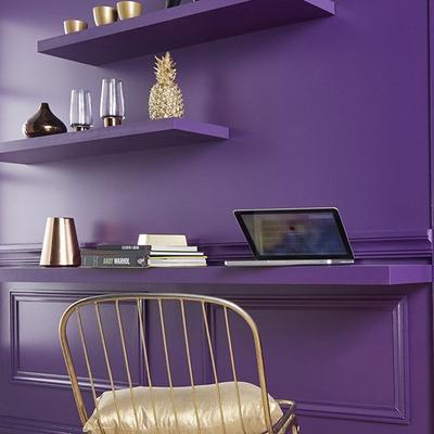 Ultra Violet inspiration: scopri come arredare la casa con il colore Pantone 2018!