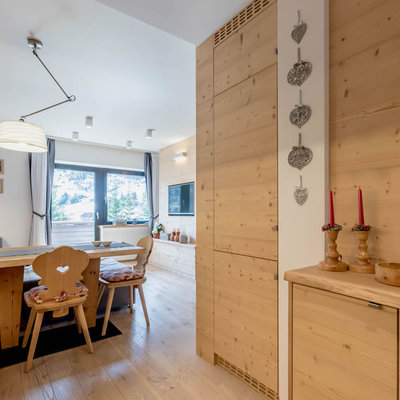 Chalet in chiave moderna