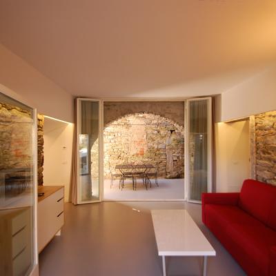 soggiorno open space!