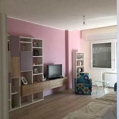 Ristrutturazione di un appartamento anni '70 a Modena