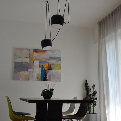 Progetto di architettura di interni a Roma