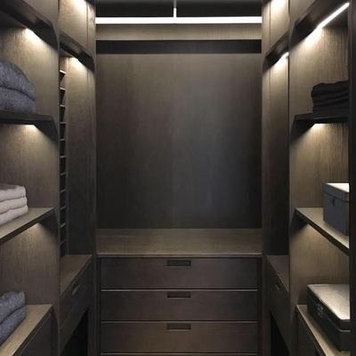 Cabina armadio residenza privata