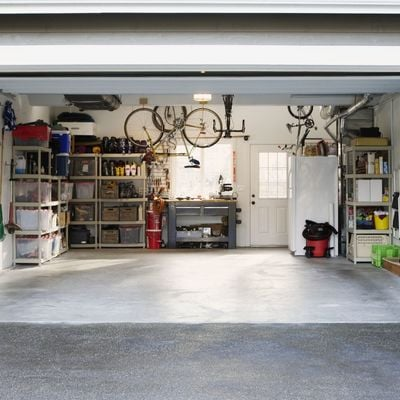 Idee e foto di garage per ispirarti habitissimo for Idee di piano di garage