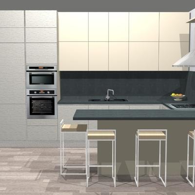 Progetto Arredamento Cucina Emotion Gd-30-12