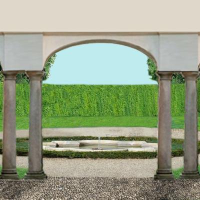 Giardino di rappresentanza - Vetrina