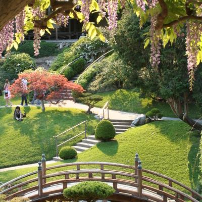 Idee e foto di giardini giapponesi per ispirarti habitissimo - Decorazioni per giardini ...