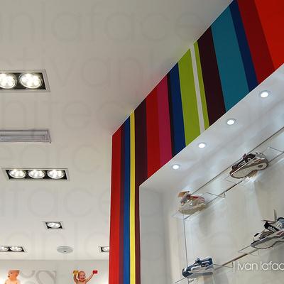 Progetto negozio di abbigliamento per bambini a Reggio Calabria (RC)