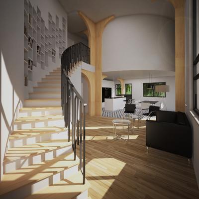 Progetto di una casa in Bioedilizia a Cassolnovo (PV)