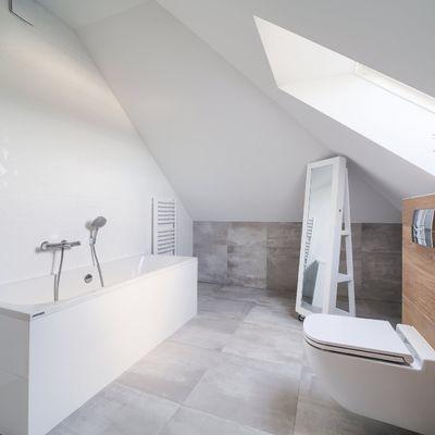 Rivestimenti per il bagno: 5 materiali top