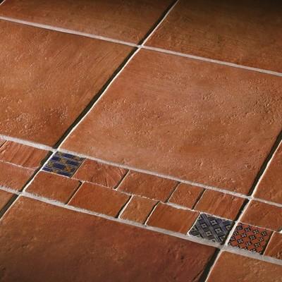 Gres effetto terracotta bronzo