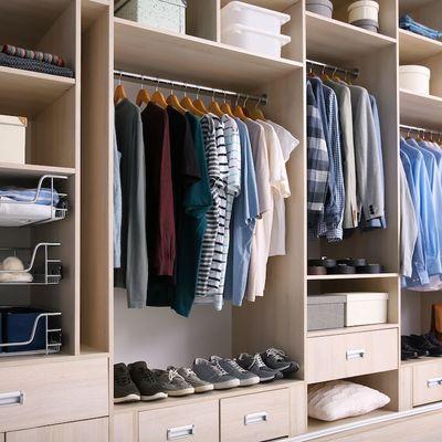 5 idee originali per un armadio su misura