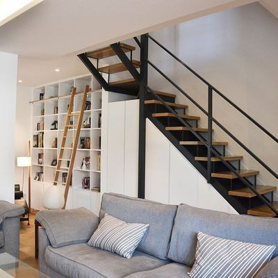 Scale interne: scegliere tra legno, metallo o muratura