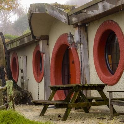Hobbit motel camere dal mondo di tolkien