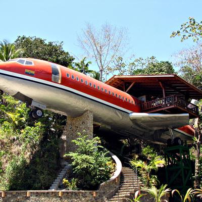 Hotel aereo