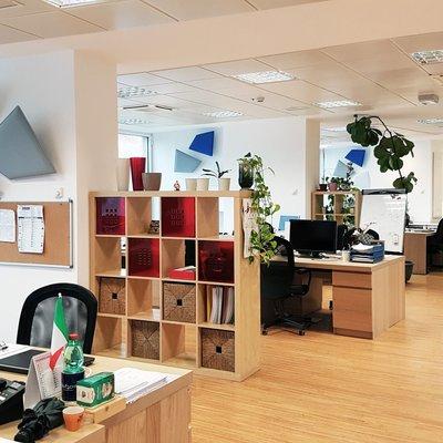 I nuovi uffici! - L'open space