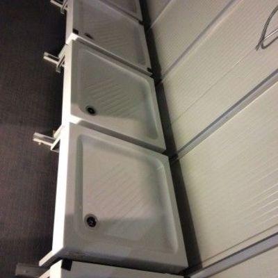 Container Adibiti a WC e Docce