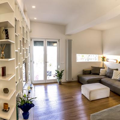 Ristrutturazione di un Appartamento a Roma zona Parioli