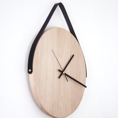 Crea il tuo orologio a parete con questo semplice DIY