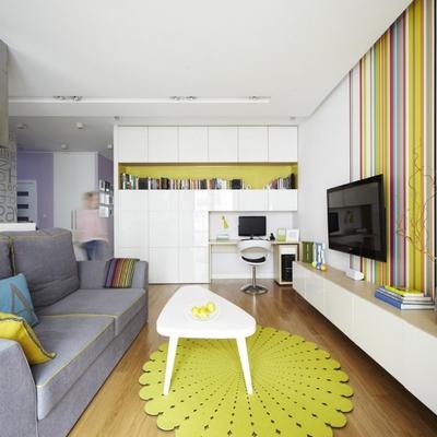 Una casa a tutto colore!